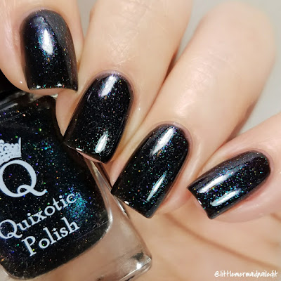 Quixotic Polish Burnt Turkey Black Friday Exclusive Swatches and Review