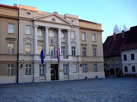 Jóváhagyta a zágrábi parlament a kormányátalakítást