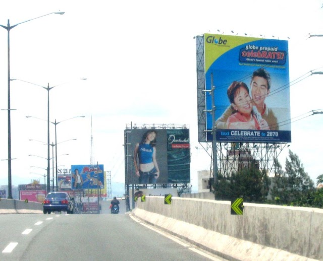 One of the most strategic billboards on EDSA