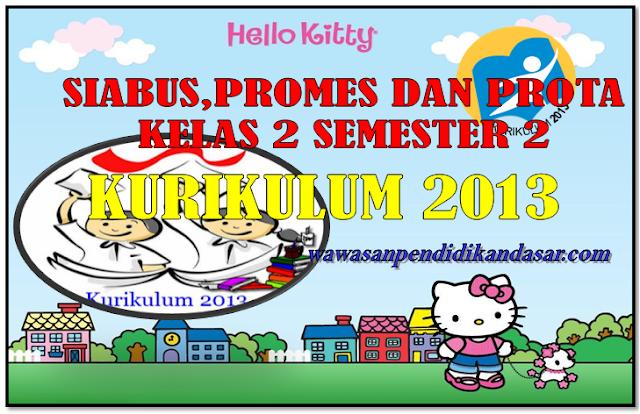 Silabus promes prota kompetensi inti kompetensi dasar kurikulum 2013