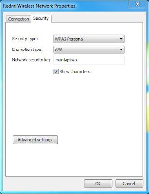 Cara Melihat password wifi di laptop temen