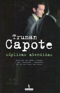 """Resultado de imagem para SÚPLICAS ATENDIDAS""""  -  TRUMAN CAPOTE"""