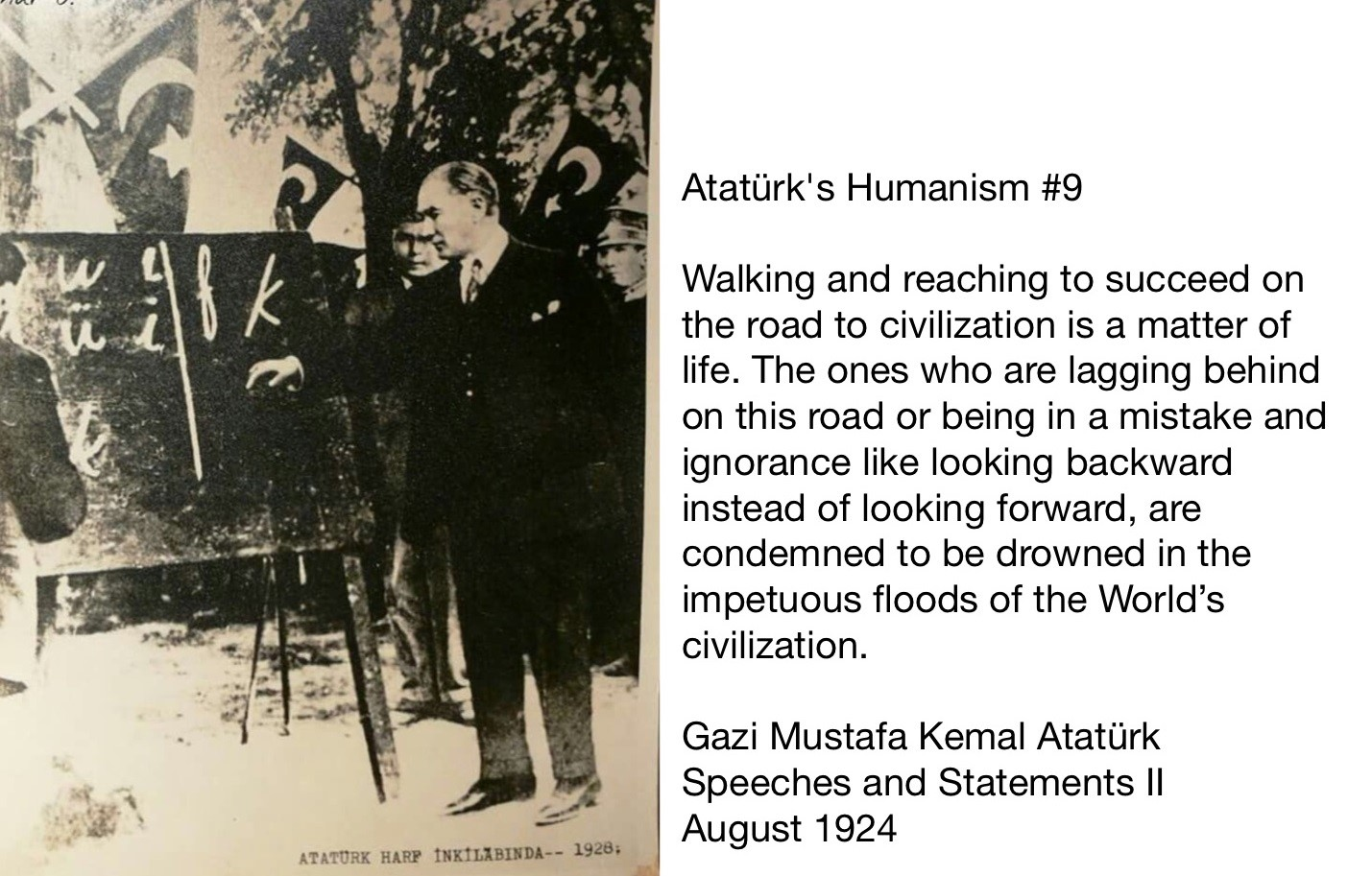speech ataturk