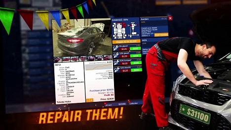 Car Trader Simulator Teaser Trailer