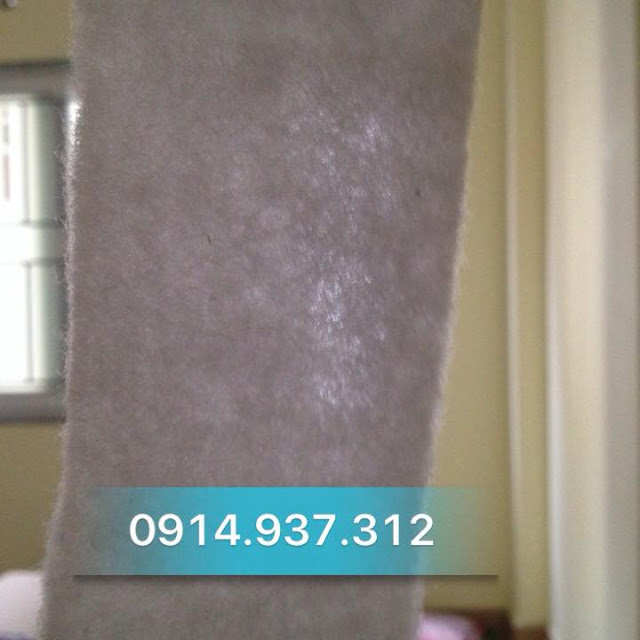 Bông lọc khí G2 dày 10mm