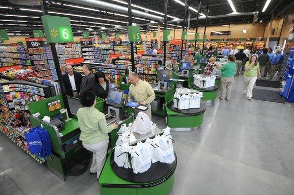Supermercado Walmart en Orlando