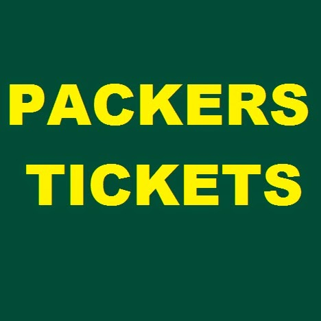 Packers versus Jets tickets