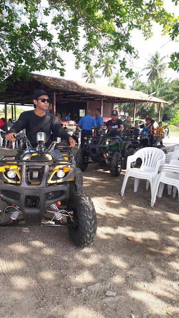 ATV Tanjung Kepah Lekir || Adni Suite Homestay 2