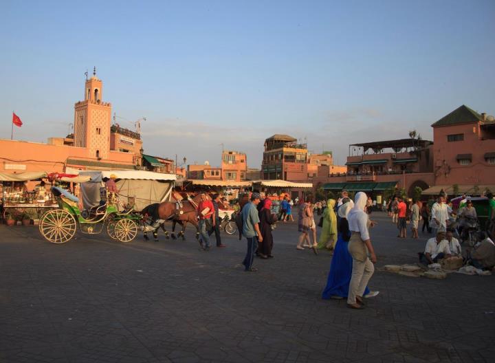 marrakech marocco