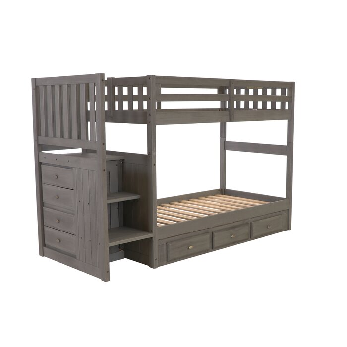 Desai Tempat Tidur Anak 2 Tingkat