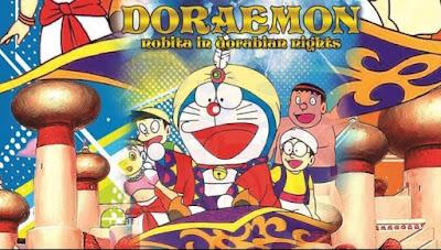 DORAEMON THE MOVIE NOBITA'S DORABIAN NIGHTS