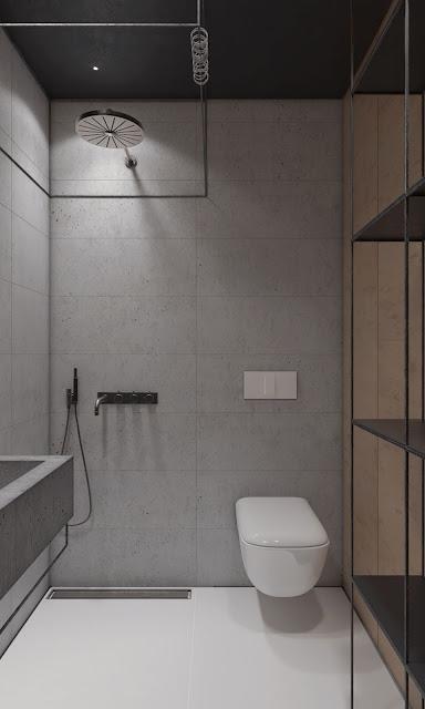 Bizarre Bathroom Design