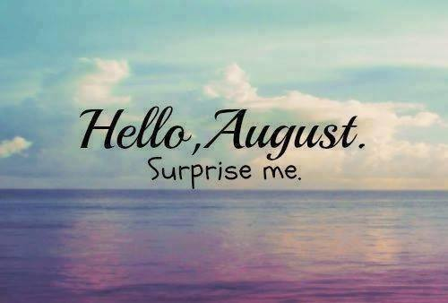TOP COMMENTATOR , WELCOME AUGUST ,