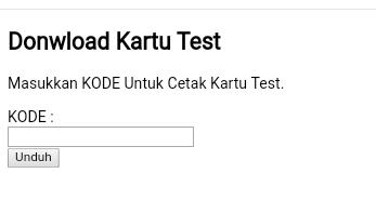 Cara Download Kartu Test Gpai Ppg 2019