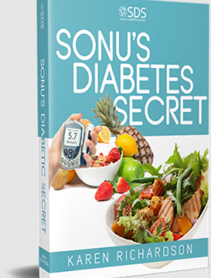 Sonu's Diabetes Secret KAREN RICHARDSON Sonu's Diabetes Secret pdf book program review