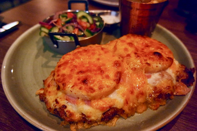 The Prickly Pear Bistro Middlesbrough Tropicana Parmo