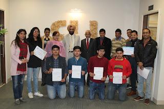Bhartiya Skill Development University students attain internships at Banat University of Agricultural Sciences and Veterinary Medicines, Romania