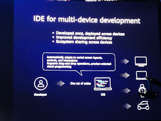 Harmony Os support multi devices