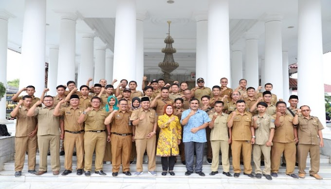 Dinas Pemberdayaan Masyarakat dan Desa (DPMD) Kabupaten Serang : Siskeudes Rujukan Nasional