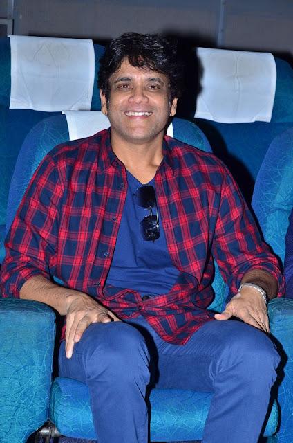 nagarjuna at raju gari gadhi 2 trailer launch