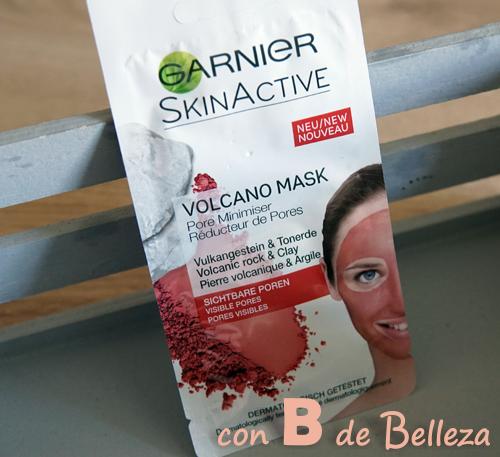 Volcano mask Garnier