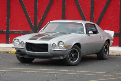 1970-1973 Split-Bumper Camaro