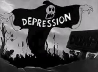 what is depression in english?