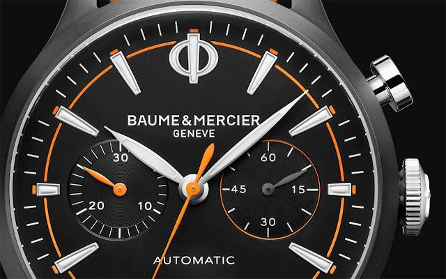 Baume et Mercier Capeland Chronograph 10452