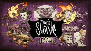 Don't Starve Pocket Edition (MOD 1.01)