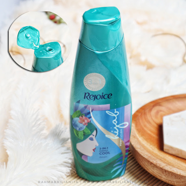Shampoo hijab rejoice