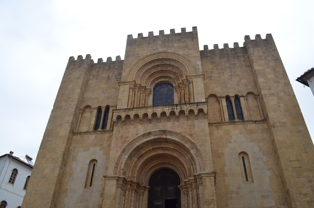Velha Catedral de Coimbra