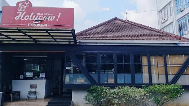 Tempat Makan Keluarga Terenak di Semarang - Holycow