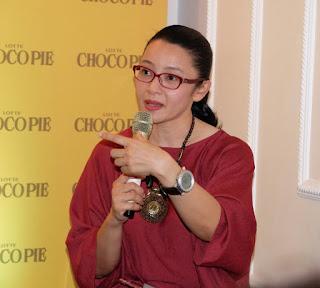 Vera Itabiliana. M.Psi, Psikolog (foto by Lisna Dwi)