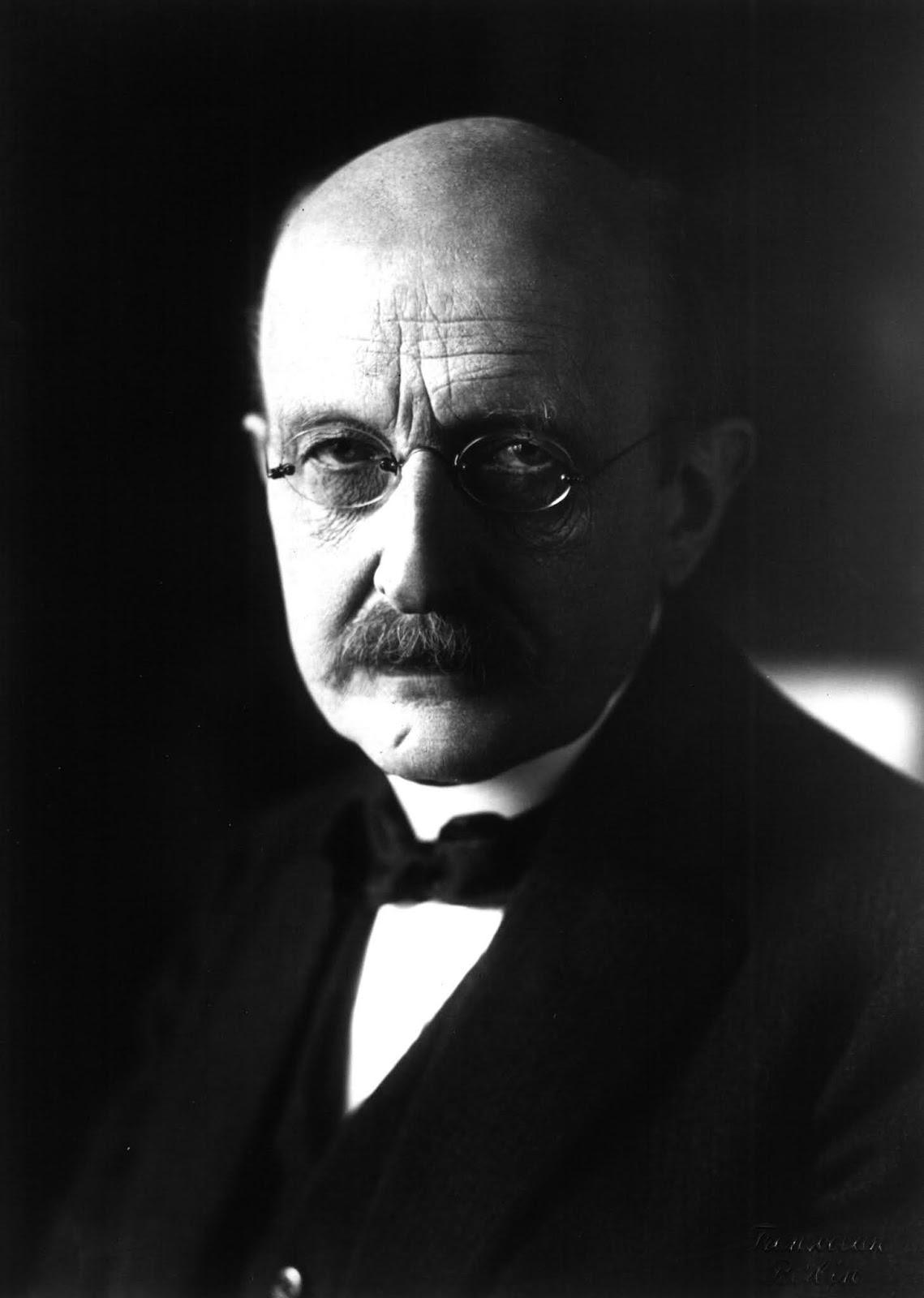Max Planck,
