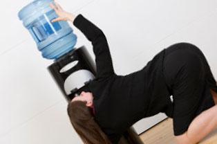 Преимущества кулера для воды