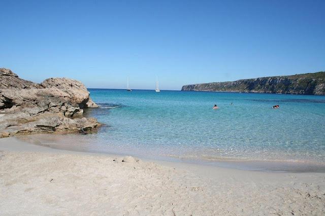 Playa Es Caló em Formentera