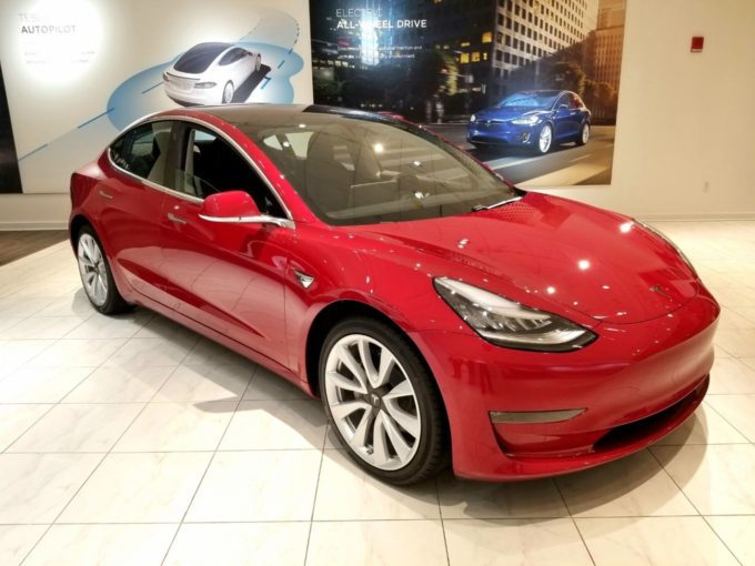 Entry of Tesla in India