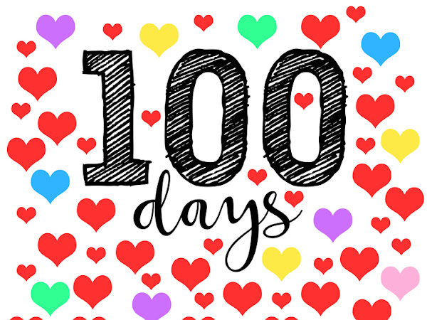 100 Days of School | FREE Download