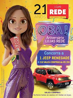 Promoção Lojas Rede 2019