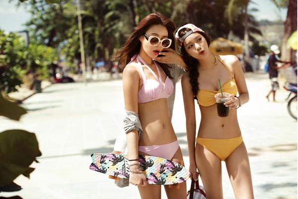 7 điều nên biết khi chọn bikini cho nàng ngực lép