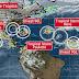 Las tormentas y huracanes están más activos que nunca en el pacifico y el atlántico