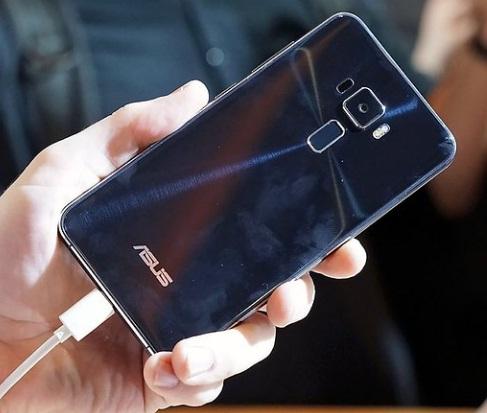 Hanphone Full Metal Asus Zenfone 3 Laser RAM 4 GB Terbaru 2017