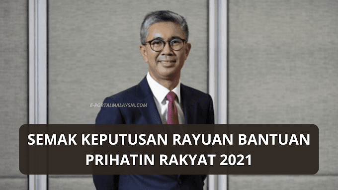Semak Keputusan Rayuan BPR 2021