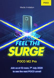 Poco M2 Pro India