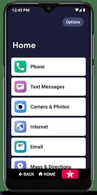 Easiest smartphones for seniors