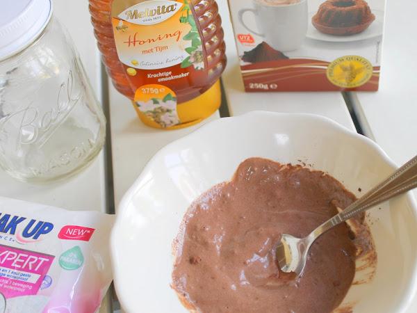 Detox Water Challenge met Demak'up + DIY Cacao Masker