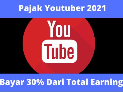 Pemungutan Pajak Youtube 2021