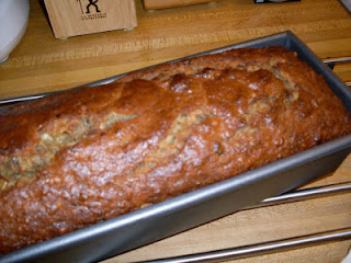 5 Ingredient Banana Bread, one of the delicious recipes made from Whole Wheat Self-Rising Flour.