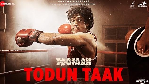 Todun Taak Lyrics - Toofaan