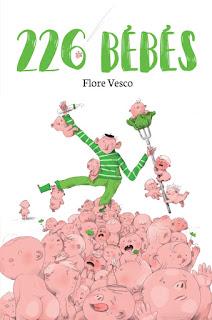 226 Bébés de Flore Vesco